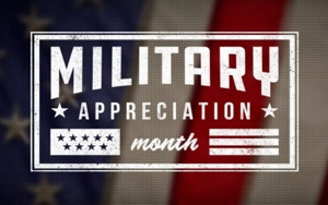 Celebrating Military Appreciation Month